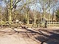 Gated Entrance - geograph.org.uk - 689797.jpg