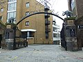 Gates of Ivory House, London.jpg