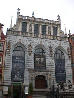 Gdańsk Główne Miasto - ul. Dlugi Targ (Dwór Artusa) 2