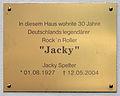 Gedenktafel Sanderstr 15 (Neukö) Jacky Spelter.jpg