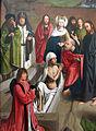 Geertgen tot sint jans, resurrezione di lazzaro, 1480-85 ca. 02.JPG