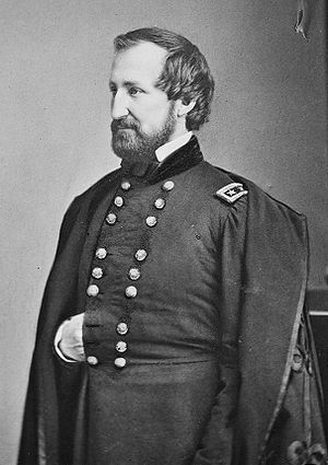 Maj. Gen. William Rosecrans, USA