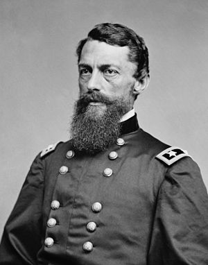 George Stoneman - Image: General George Stoneman