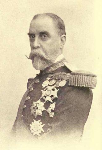 1895 in the Philippines - Ramón Blanco y Erenas.