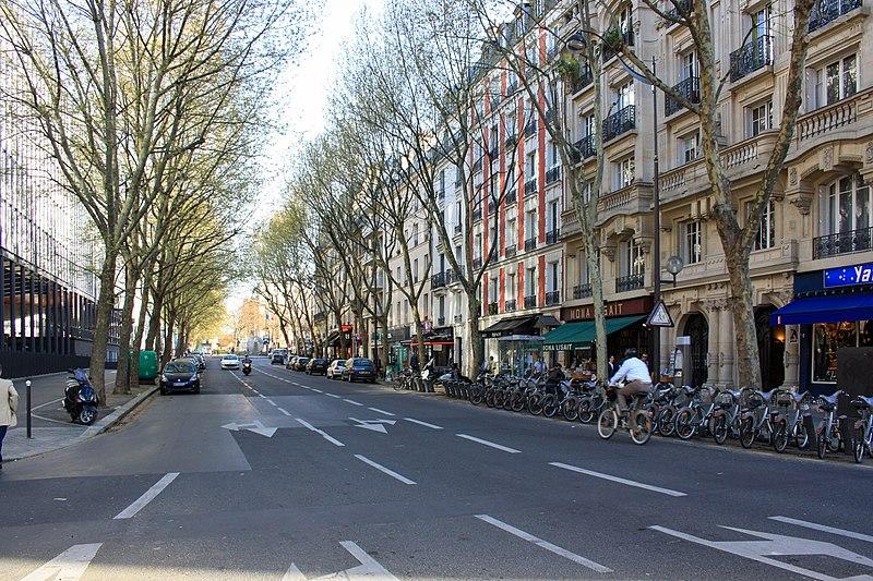Fichier:General view rue Jussieu in Paris.jpg
