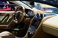 Geneva MotorShow 2013 - Exagon motors Furtive-eGT steering wheel and center console.jpg