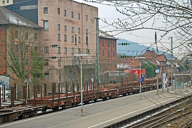 Bahnhof Gengenbach