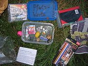 A Geocache in Germany