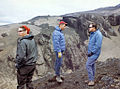 Geology training in Iceland 1967.jpg