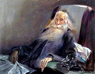 George Armitstead, Baron Armitstead - Image: George Armitstead by John Mc Lure Hamilton
