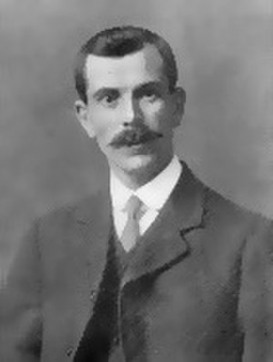 George Larner - George Larner, photographed in 1909