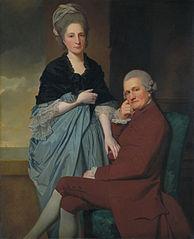 Mr and Mrs William Lindow