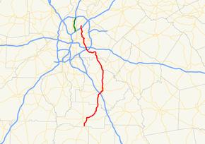 Georgia State Route 155