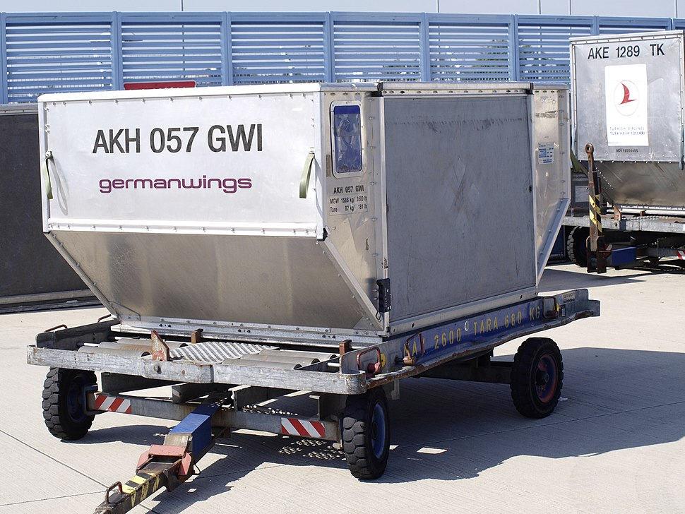 Germanwings Container 03