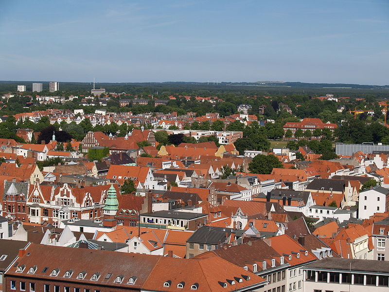 File:Germany Luebeck overview east.jpg