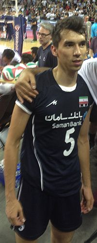Ghaemi Volleyball IranVsUSA.JPG