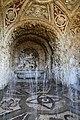 Giardino di castello, grotta degli animali o del diluvio, giochi d'acqua 03.jpg