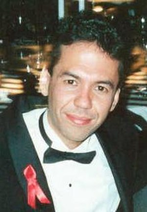 Gilbert Gottfried - Gottfried at the 1991 Emmy Awards