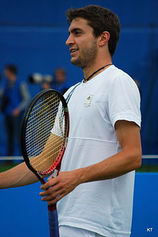 Gilles Simon - Queen's Club 2011(1).jpg