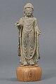 Gilt-bronze Standing Buddha of Bunhwangsa.jpg