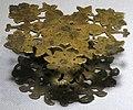 Gilt bronze ink cake stand, 8th century, Tokyo National Museum.JPG