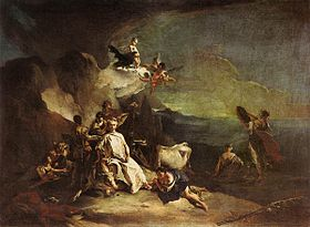 Giovanni Battista Tiepolo - The Rape of Europa - WGA22253.jpg