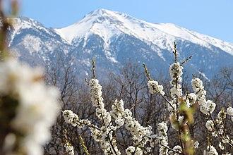 Gjallica - Gjallica peak
