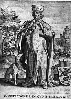 Godfrey III, Count of Louvain Flemish noble