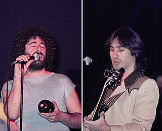 Godley & Creme English rock duo