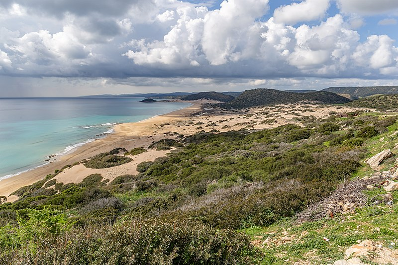 Golden Beach, Karpaz, Northern Cyprus