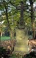 Grabmal Ignaz Diedrich (1841-1881), Pastor und Begründer der katholischen Gemeinde in Linden bei Hannover, Lindener Bergfriedhof.jpg