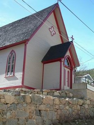 Carpenter Gothic - Grace Episcopal Church (Georgetown, Colorado)