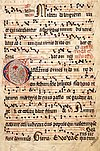 The Introit Gaudeamus omnes, scripted in square notation in the 14th—15th century Graduale Aboense, honors Henry, patron saint of Finland.