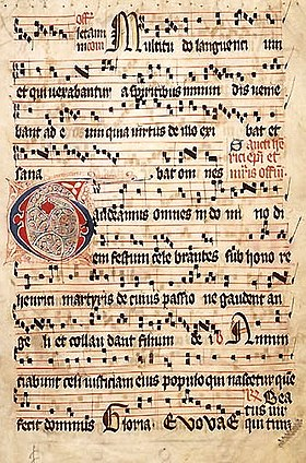 musique gregorienne