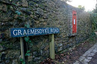 Grim's Ditch - Graemesdyke Road, Berkhamsted