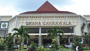 State University of Malang - Graha Cakrawala