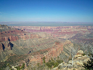 Fife Symington - Symington oversaw the first temporary closure of Grand Canyon National Park following the federal government shutdown in November 1995.