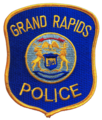 Grand Rapids Police Department Patch.png