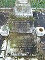 Grave of Lydia Cecilia Hill 003.JPG