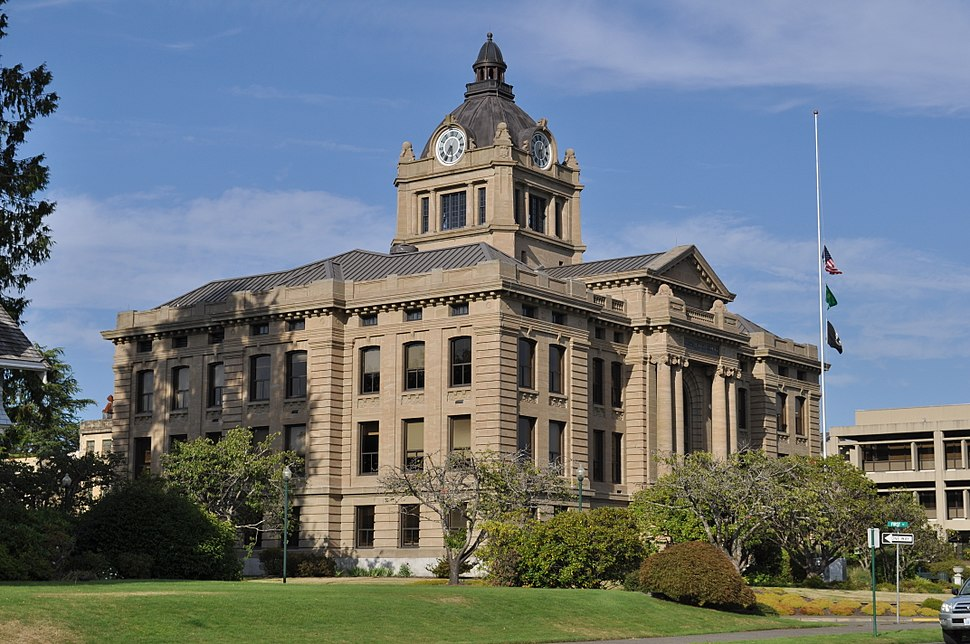 Grays Harbor County Courthouse 01