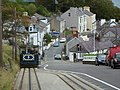 Great Orme tram on the steep hill into and out of Llandudno (geograph 2713604).jpg