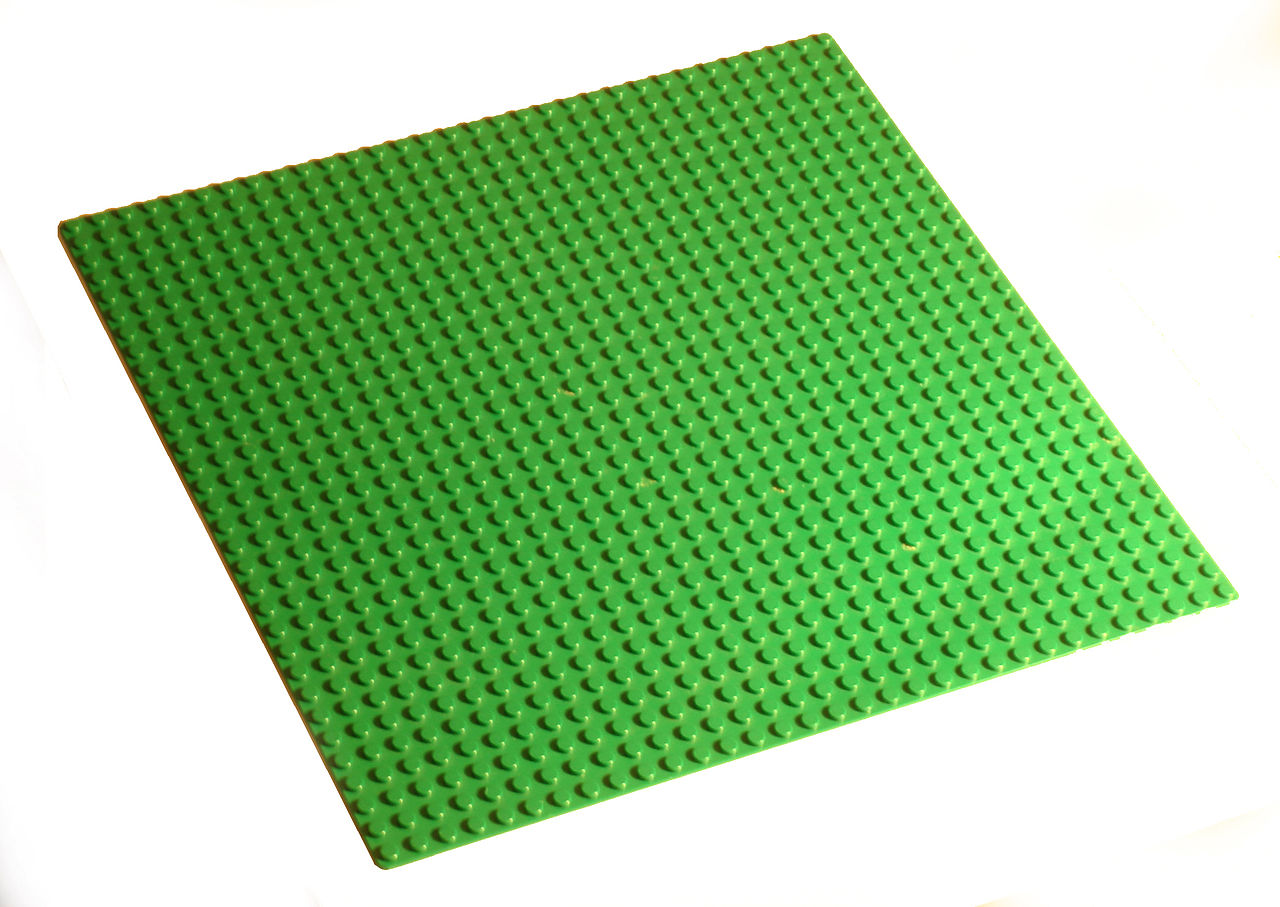 Lego Building Mat