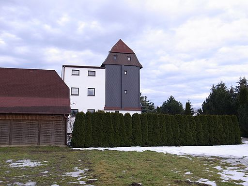 Großzöberitz Windmühle