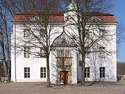 Jagdschloss Grunewald - die Geb�udekulisse f�r das Internat