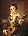 Guitarist by Tropinin 1832.jpg