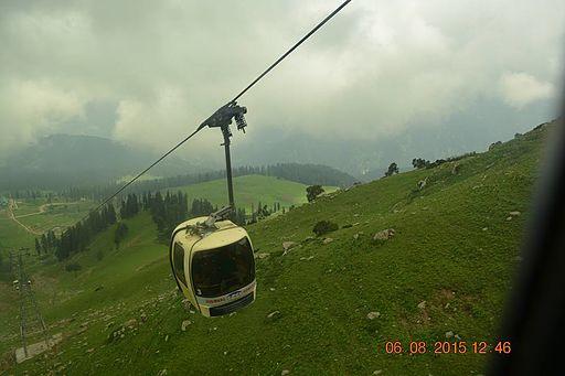 Gulmarg Gondola, Kashmir