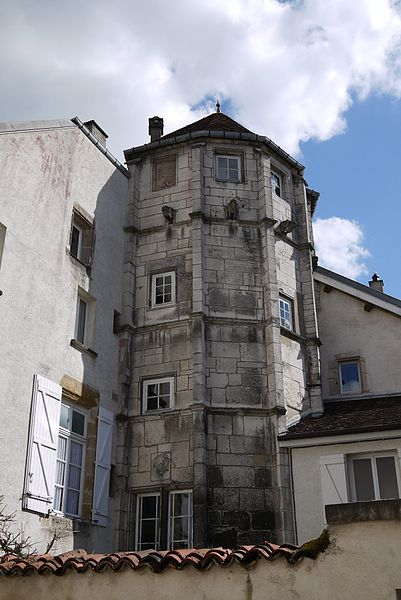 Hôtel du XVIeme.