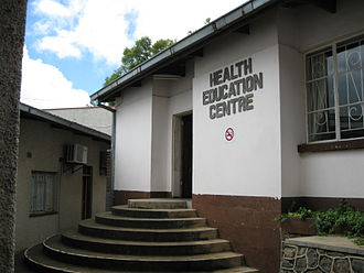 HIV/AIDS in Malawi - Health Education Center in Blantyre, Malawi
