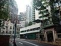 HKU 港大 near 香港島 半山區 Mid-Levels 般咸道 Bonham Road 老榕樹 old banyan trees May 2018 LGM 05.jpg