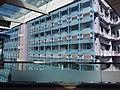 HKU SYP Pokfulam Road Sai Ying Pun 嘉道理生物科學大樓 Kadoorie Biological Sciences Building KBSB facade SSG Sept 2018 04.jpg
